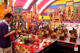 【粉多搜尋】你聽過最特別的中元普渡習俗 Chiang Jessie