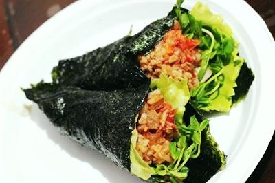 夏日料理水噹噹-媽咪手作幸福料理 Yichun Huang