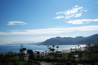 【粉多小旅行】夏日必遊,臺灣最美海灘特搜 Mi Chen