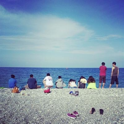 【粉多小旅行】夏日必遊,臺灣最美海灘特搜 欣恬 謝