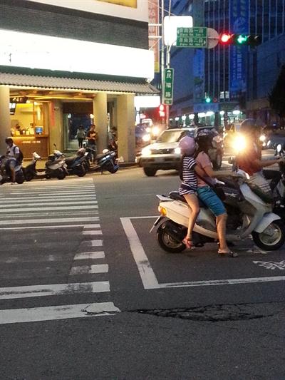2014台灣爛路王選拔 林 家伊