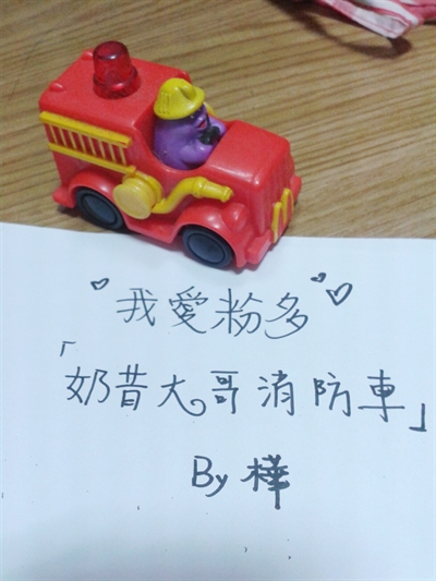 【粉多宅宅】麥當當兒童餐玩具大募集 欣樺李