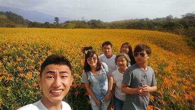 【粉多小旅行】2014金針花季-漫遊花蓮推薦路線 Joey Chen