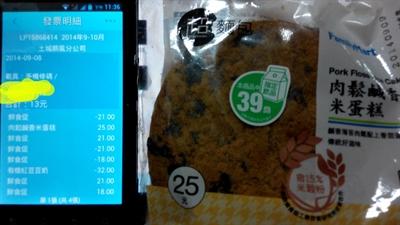 2014 便利商店美食推薦 Lee Jennie