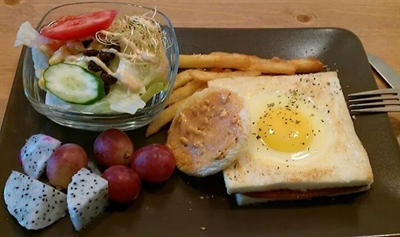 【粉多美食通】早午餐 Brunch 推薦 大樹媽咪