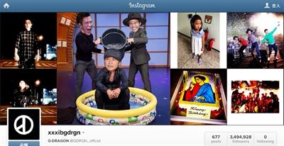 Instagram必Follow名人 陳怡