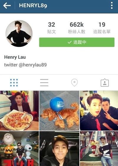 Instagram必Follow名人 海賊 蔡