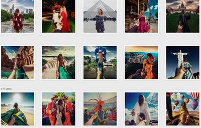Instagram必Follow名人 Micky Xiao