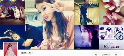 Instagram必Follow名人 GraceTsai