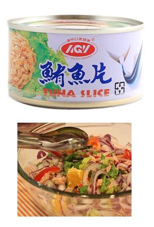 美味罐頭料理分享 華宇 林