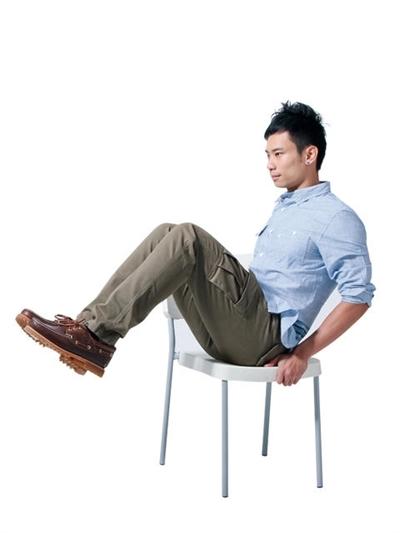 【粉多職場】辦公室減肥法,坐著也能瘦 林寶