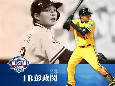 中職25年,募集:你心目中的年度MVP FangChenKuo