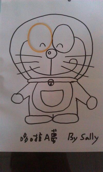 樂趣藏在生活裡,一起動筆畫創意! 林琇蕙