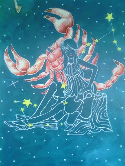 【粉多黃金12宮】天蠍座的使用說明書 Guan-Hua Tseng