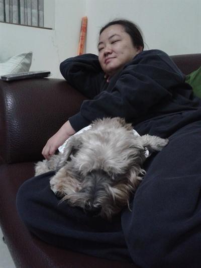 陪睡寵物寶貝大集合 廖 雅如