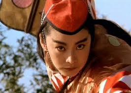 電影中霸氣外露的女中豪傑 Bill Lin