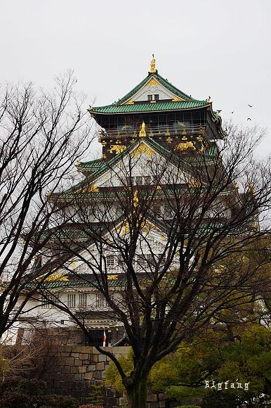 日本大阪旅遊必玩景點  Hong Jia Dai