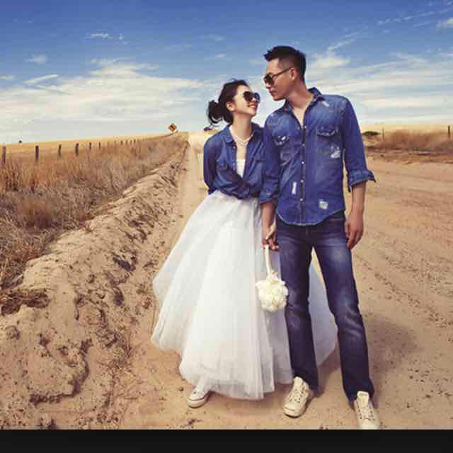 【粉多女人心】夢想中的婚紗禮服  Ling Ling