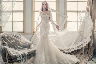 【粉多女人心】夢想中的婚紗禮服 LinHsu