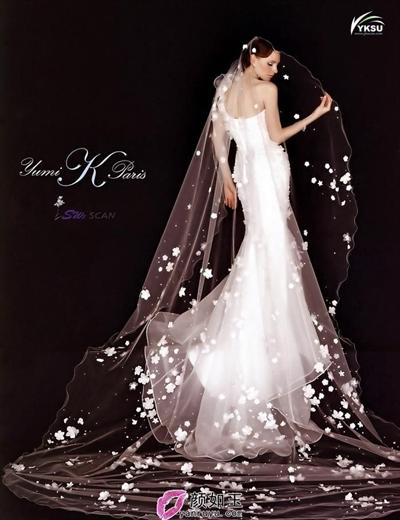 【粉多女人心】夢想中的婚紗禮服 俋傑黃