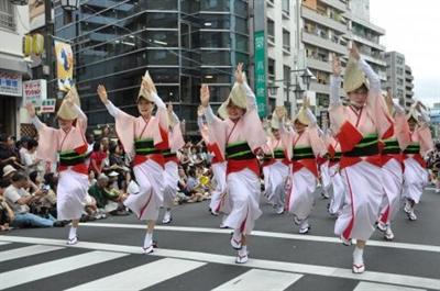 2015全日本各地祭典特集 米樂唐