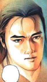 天下畫集(風雲) 中最悲情的角色 米樂唐