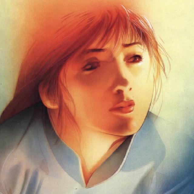 天下畫集(風雲) 中最悲情的角色  Wendy Liao