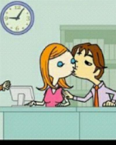 辦公室戀情為什麼要偷偷來? Yu Lin