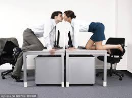 辦公室戀情為什麼要偷偷來?  樂樂