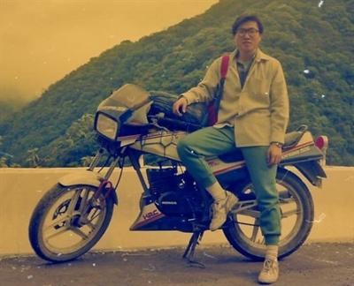 我的坐騎好帥氣 Dh Hsu