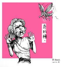從小到大最害怕的事物... Lee Xiaohan