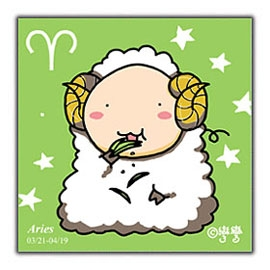 【粉多黃金12宮】牡羊座的使用說明書 緹 花