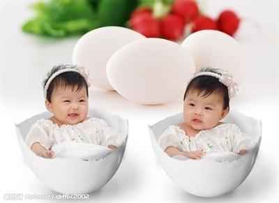 寶貝雙胞胎來報到! 米樂唐
