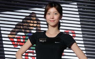 推薦!健身教練好棒棒! Cai Hui-yu