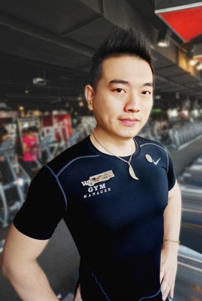 推薦!健身教練好棒棒! 陳宇輝