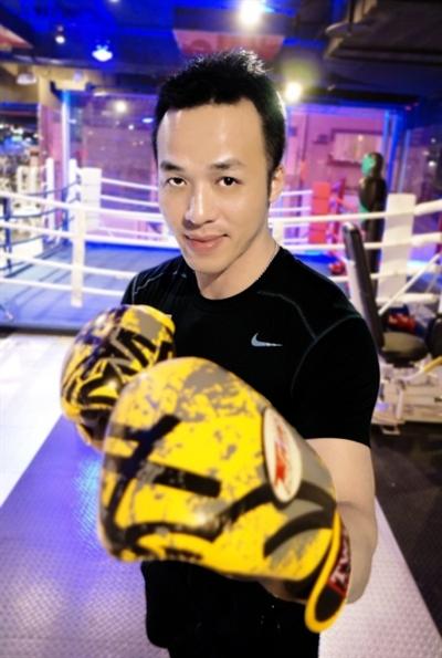 推薦!健身教練好棒棒! Mi Chen