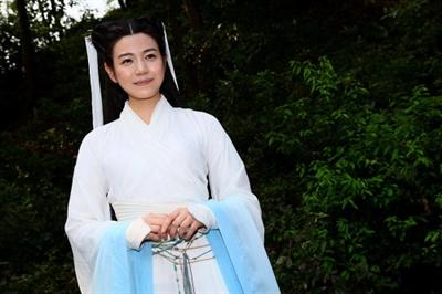 募集:超違和古裝扮相演員 Guanzhi Yu
