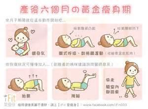 產後瘦身大妙招 Michelle Lin
