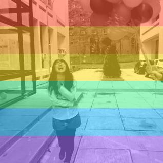Proud to Love!換FB彩虹大頭貼,慶祝愛平等! 安琪 黃