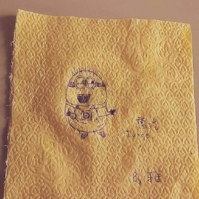 小小兵創作大賽 詩雅 陳
