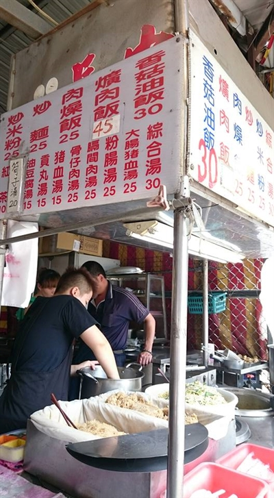 中餐銅板經濟學 米樂唐