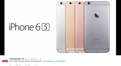 2015最想買的新手機大募集 San Gw