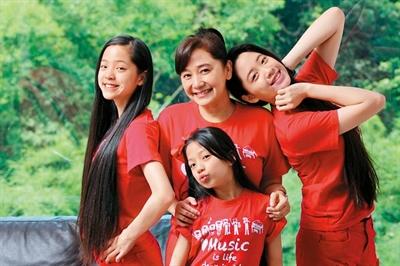 2015 演藝圈好媽媽大募集 琪安 黃