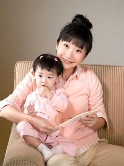 2015 演藝圈好媽媽大募集 Duck lovable