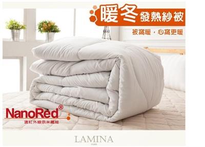冬季必買棉被大推薦 敏莉 白