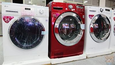 6motion 蒸气滚筒洗衣机