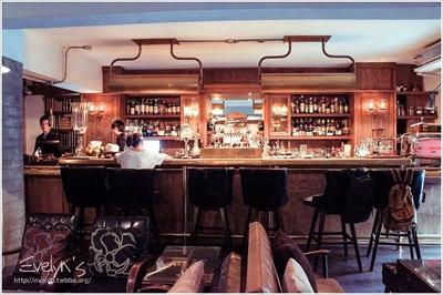Lounge 酒吧大推薦 黃月亮