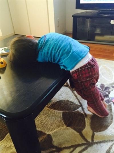我家孩子忽然斷電那一刻 妮妮 蔣