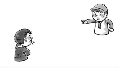 小學生吵架必殺句 安琪 黃