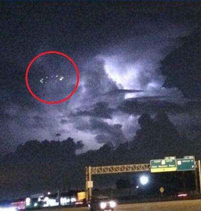 超驚悚 UFO 照片大募集 安琪 黃